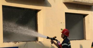 Vẫn chưa dập tắt vụ cháy tại Khu công nghiệp Biên Hòa 2, Đồng Nai
