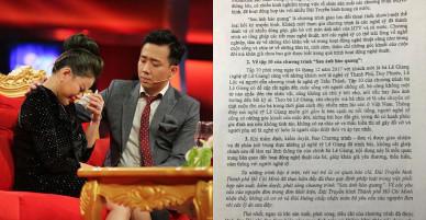 Duy Phương đòi xin lỗi và bồi thường, HTV không chấp nhận