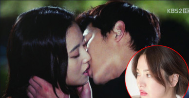 Song Hye Kyo chắc sẽ rất ghét những cảnh phim này của Song Joong Ki