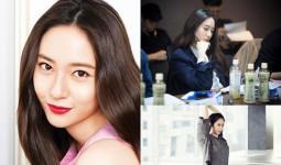 Bí quyết gì giúp cho Krystal Jung luôn trẻ trung, tràn đầy năng lượng?