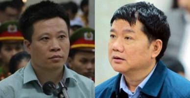 Bị cáo Hà Văn Thắm làm chứng trong phiên xét xử ông Đinh La Thăng