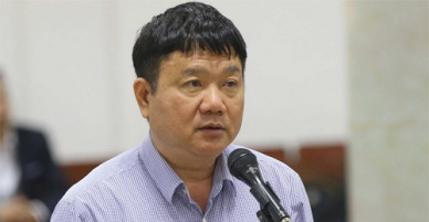 Ông Đinh La Thăng khai có nhận chỉ đạo về việc góp vốn 800 tỷ