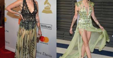 Gu thời trang nổi loạn của con gái Michael Jackson