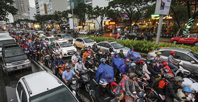 Quy hoạch giao thông Đà Nẵng từ cờ tướng thành cờ vây