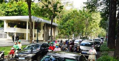 Hạn chế lưu thông qua khu vực Quốc tang nguyên Thủ tướng Phan Văn Khải