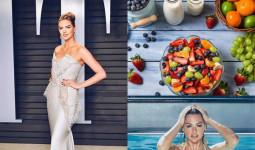 """Người mẫu Kate Upton chia sẻ bí quyết giữ dáng để có được thân hình nóng bỏng cùng """"siêu vòng 1"""" căng đầy"""