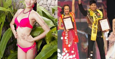 Top 4 giải Vàng Siêu mẫu VN có thân hình chuẩn khỏi chỉnh cùng 'thần thái' xuất sắc hơn người