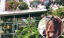 Chim hót líu lo trong góc sân kín hoa hồng của nữ kế toán Hà Nội