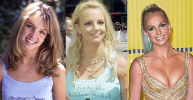 Công chúa nhạc Pop Britney Spears sau hai thập kỷ