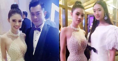 Jolie Nguyễn hội ngộ Cổ Thiên Lạc và sao Thiên tài bất hảo ở Macau