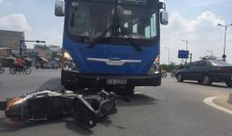 TP. HCM: Nam thanh niên 20 tuổi bị húc văng hơn 10m nguy kịch trên đại lộ Phạm Văn Đồng