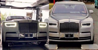 Siêu sang Rolls-Royce Phantom 2018 sắp đưa về Việt Nam