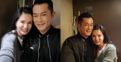 """23 năm sau """"Thần Điêu Đại Hiệp"""", cặp đôi Tiểu Long Nữ – Dương Quá tình cờ gặp nhau khiến netizen xúc động"""