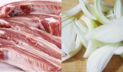 [Chế biến] – Cách làm sườn sốt hành tây – món ngon kích thích vị giác