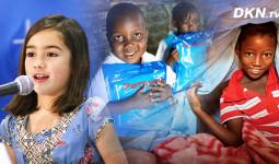Hành trình kỳ diệu của cô gái nhỏ với trái tim ấm áp đã cứu sống hàng triệu trẻ em châu Phi