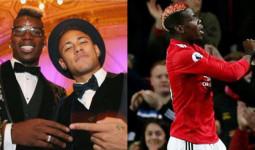 Pogba muốn chơi bóng cùng Neymar