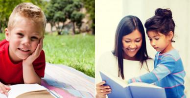 10 lỗi sai cha mẹ thường mắc phải khi bắt đầu dạy con tập đọc sách