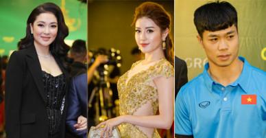 Sao Việt quy tụ đông đủ trên thảm đỏ lễ trao giải Cống hiến