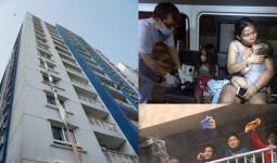 Vụ cháy chung cư Carina Plaza 13 người chết: Những cách thoát hiểm khi hỏa hoạn ai cũng phải biết để cứu sống chính mình