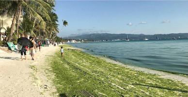 Đảo du lịch Boracay có thể bị đóng cửa từ ngày 26/4