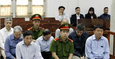 Ông Đinh La Thăng: Chẳng lẽ cứ phản bác là chối tội