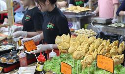 Hội chợ giới thiệu ẩm thực Nhật Bản ở Hà Nội dịp cuối tuần