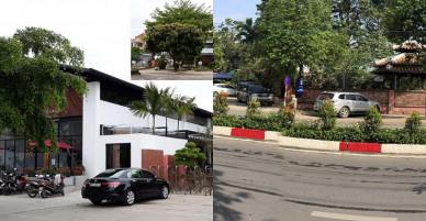 Chủ dự án trần tình về 2 quán cà phê trong bảo tàng Quảng Ngãi