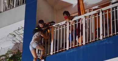 Hàng loạt chung cư ở Sài Gòn kiểm tra phòng cháy chữa cháy