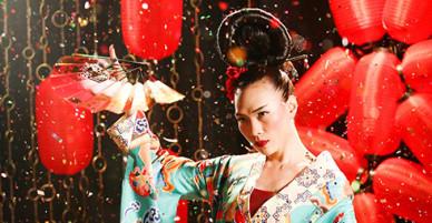 Mỹ Tâm khác lạ khi hoá geisha trong MV mới