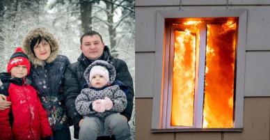 """Nhân chứng vụ cháy lịch sử ở Nga: """"Các con tôi bị thiêu sống"""""""