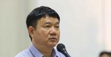 Tòa tuyên án với ông Đinh La Thăng