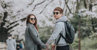 Cá tháng tư năm ngoái Bảo Anh đùa chia tay Hồ Quang Hiếu vì có người khác, năm nay đã thành sự thật?