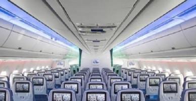 Chỗ ngồi ai cũng muốn tranh trên máy bay