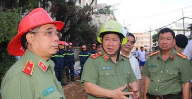 Trung tướng Bùi Văn Thành: Không nương tay khi xử lý sai phạm gây cháy