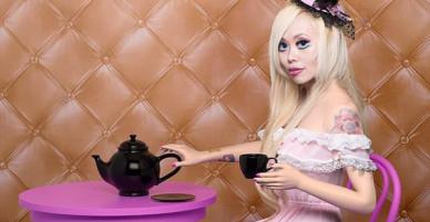 Người phụ nữ chi cả tỷ đồng để phẫu thuật giống búp bê Barbie nhưng kết quả chỉ khiến người ta hoảng hồn