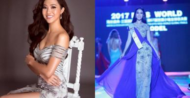 Hoa hậu Đỗ Mỹ Linh bất ngờ xuất hiện trong clip quảng bá Miss World 2018