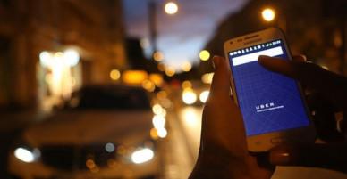 Các tài xế đã chính thức biến mất trên bản đồ ứng dụng Uber tối 8/4