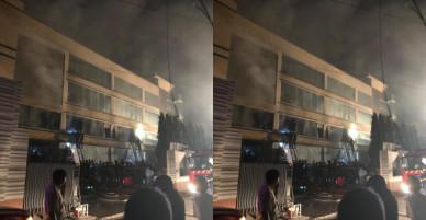 Lại cháy xưởng bánh rộng cả nghìn m2 ở Sài Gòn
