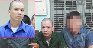 Tử tù vượt ngục Nguyễn Văn Tình bị tuyên án tử hình