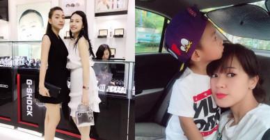 6 cô vợ nổi tiếng của sao Việt: Người là nữ thạc sĩ, người giỏi kinh doanh, người lại là DJ nóng bỏng bao người mê