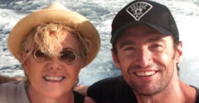 Hugh Jackman kỷ niệm 22 năm kết hôn với bà xã hơn 13 tuổi