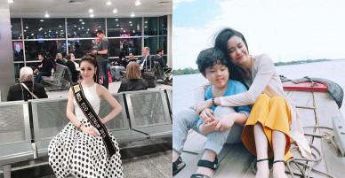 """Việt Trinh đăng ảnh thời """"nghiêng nước nghiêng thành"""" năm 20 tuổi"""