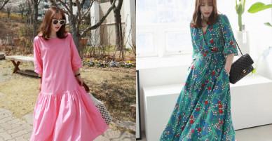 10 mẫu trang phục giúp nàng thoải mái khi xuống phố