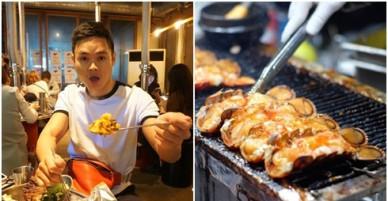 Chuyến đi ăn hết Hàn Quốc của chàng trai Sài Gòn