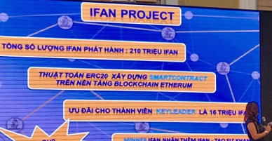 Dự án tiền ảo iFan: Nhiều người đang cố tình vi phạm pháp luật