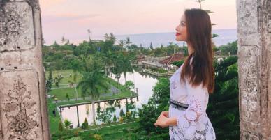 Phạm Hương nói gì về việc bị che mờ vòng 1 khi lên sóng truyền hình Indonesia?