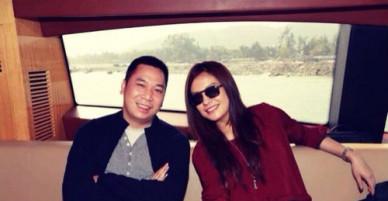 Kiểu lãng mạn riêng của vợ chồng Triệu Vy: Làm từ thiện tích phúc cho nhau