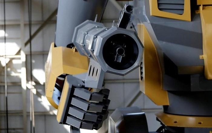 ước mơ, tin8, chế tạo, robo khổng lồ, Nhật Bản, Gundam,