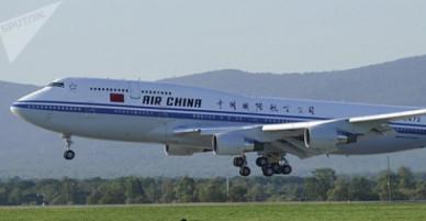 Máy bay Trung Quốc hạ cánh khẩn cấp vì một chiếc bút máy