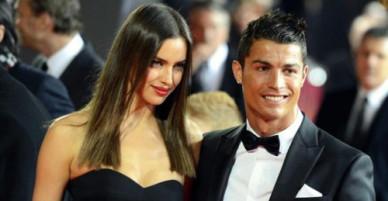 Ronaldo chưa muốn lấy vợ: Tại tình cũ nóng bỏng Irina Shayk